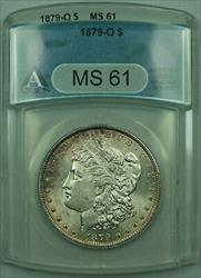1879 O Morgan   $1  ANACS Better  (RP)