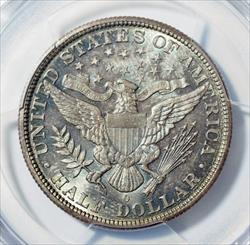 1893-O Barber Half Dollar -- PCGS MS66 CAC