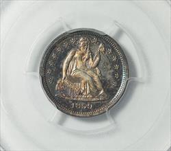 1859 Seated Dime -- PCGS PR66