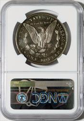 1895 Morgan Dollar -- NGC PF66+