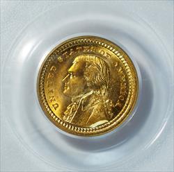 1903 Jefferson G$1 -- PCGS MS64 CAC