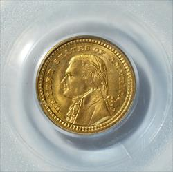 1903 Jefferson G$1 -- PCGS MS65 CAC
