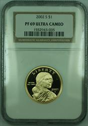 2003-S Proof Sacagawea Dollar $1 NGC DCAM