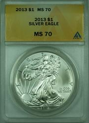 2013 American  Eagle S$1  ANACS (C)