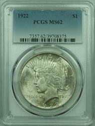 1922 Peace   $1  PCGS Better  (29) A