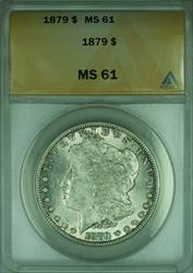 1879 Morgan   $1  ANACS