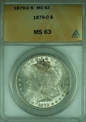 1879 O Morgan   $1  ANACS
