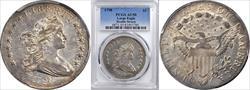 1798 $1 Large Eagle AU50 PCGS