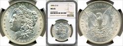 1896-O $1 MS65 NGC