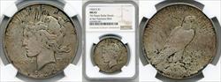 1922-S $1 MS63 NGC