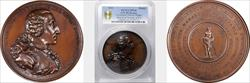 1805 Eccleston's Secret Marks Medal SP64 PCGS
