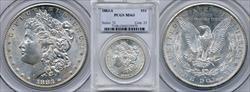 1883-S $1 MS63 PCGS