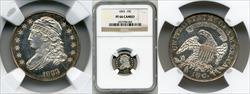 1833 10C PR66CAM NGC