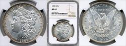 1898-S $1 MS63 NGC