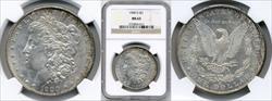 1900-S $1 MS63 NGC