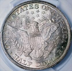 1903-S Barber Half -- PCGS MS67
